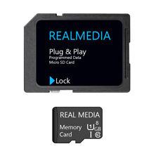 8gb microSD tarjeta SDHC class 10 uhs-1 card TF tarjeta de memoria trans Flash + adaptador