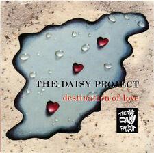 THE DAISY PROJECT - Destination of love 12TR CD 1993 EURODANCE / HOUSE / RARE!!!