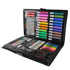 Malette de Coloriage Dessin Peinture - Mallette de 86 pièces