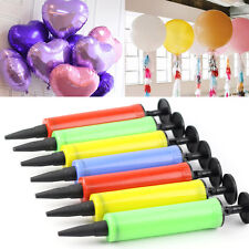 New Mini Inflator for Party Hand Held Action Ballon Tool Balloon Pump Random
