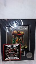 Metroid Prime Samus Cell Art. Ninpro. Limited and numbered. See Pics!