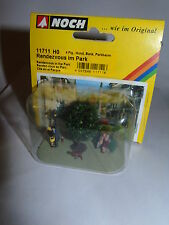 11711 Noch Rendezvous in the Park H0 Gauge Model Railway Layouts & Dioramas
