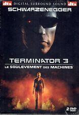 DVD - TERMINATOR 3 - Arnold Schwarzengger