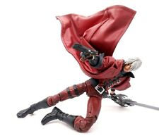 SU-LTC-DAN: Red Wired Trench Coat for NECA Devil May Cry Dante (No figure)