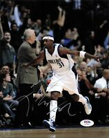 Jason Terry signed 8x10 photo PSA/DNA Dallas Mavericks Autographed