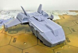 BattleTech/CityTech - Mapscale Nuseen Leopard Dropship HBS/MWO Style