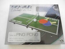 mini jeux table de ping pong neuve