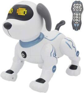 Remote Control Interactive Robot Dog Dancing Toys Stunt Puppy Paw Patrol Kids UK