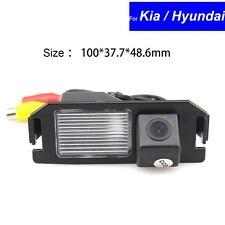 CCD Car Rear Backup Camera for Hyundai Genesis Coupe I30 KIA Soul Solaris