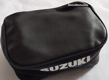 Rear Fender Bags black Suzuki DR DR350 DR125 DR250 DRZ RM RMZ  , Free Shipping