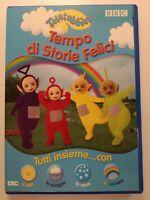 Teletubbies. Tempo di storie felici (1997) DVD serie TV per Banbini