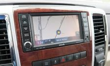 DODGE RAM 1500 2500 3500 HD RER 730N DVD GPS NAVIGATION SIRIUS RADIO 2010 2009