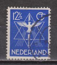 NVPH Netherlands Nederland nr 256 used gestempeld 1933 vredeszegel Pays Bas