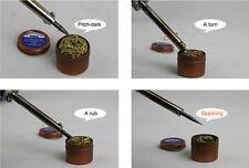 Soldering Iron Tip Cleaner Solder Wire Brass Sponge Paste for Solder Station