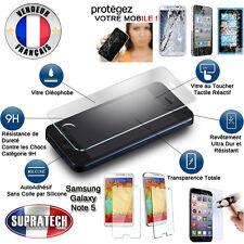 Protection d'Ecran en Verre Trempé Contre les Chocs pour Samsung Galaxy Note 5