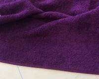 Thick & Luxurious Cotton Towelling Fabric 7 x Colours Available - 400 gsm