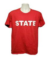 2015 University of Albany Clash of the Quads Adult Large Red TShirt