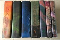 HARRY POTTER Complete Hardcover Book Set 1 - 7