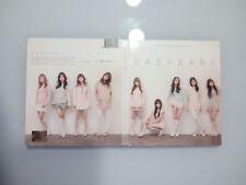 GIRLS GENERATION - BABY BABY - DIGIPACK CD