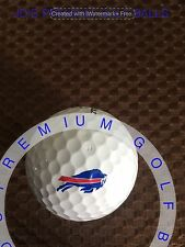 LOGO GOLF BAL-NFL.....BUFFALO BILLS........MINT PROV1 BALL