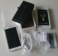Samsung Galaxy S5 Smartphone with accessories