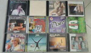 lotto misto 12 cd musica italiana, originale