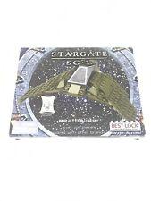 STARGATE SG1 Deathglider with Death Rider- Best Lock Toys