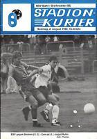 OL 1992/93 BSV Stahl Brandenburg - Greifswalder SC, 02.08.1992