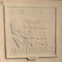TEMPTATIONS~Pre-Owned LP -MASTERPIECE~RARELY PLAYED  LP//EX  SL//EX