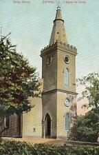 Gorey Church Jersey unused old pc Peacock Series