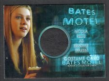 BATES MOTEL 2 SDCC COSTUME CARD #SD-C1 NICOLA PELTZ as BRADLEY (VARIANT #1/5)