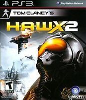 Tom Clancy's H.A.W.X 2 (Sony PlayStation 3, 2010)  COMPLETE   FAST SHIPPING  PS3