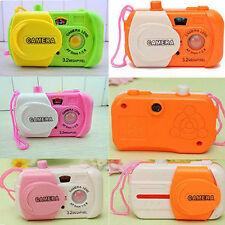 Kinderkamera Fotoapparat Tierbilder Spielzeug für Kinder Geburtstag Geschenk