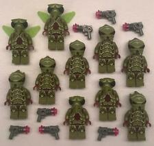 10 Lego Galaxy Squad Aliens Space Minifigs Lot: figure Winged Mosquitoid Buggoid