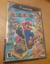 Mario Party 7 Gamecube Replacement Case only NO DISC LOT A