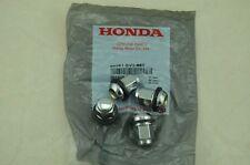 NEW Genuine Honda OEM - Set of 4 Wheel Lug Nuts with Retainer - 90381-SV1-981