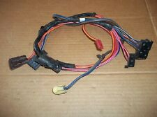 CADILLAC DRIVER DOOR POWER ELECTRIC WINDOW MAIN SWITCH WIRE HARNESS w/ LOCK OUT