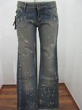 Just CAVALLI Donna Jeans Donna Jeans Blu boot-cut cotone mis. 27