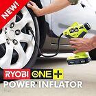 Ryobi inflator P737 18V battery operated air compressor (batt sold sep)BRAND NEW