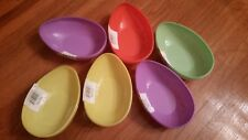 New Jumbo Fillable Easter Egg Plastic Egg Candy Container Basket Filler Gifts