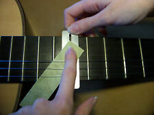 Ukulele Fret Polishing Kit- New! Great For Nylon string guitars too!