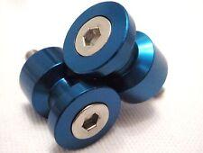 Paddock Stand Basculante carretes encaja Honda Cbr600 fs-fw 1995-1998 Azul