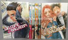 Welcome to the Ballroom Vol 1-6 by Tomo Takeuchi Paperback Book (English) new