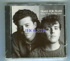 CD de musique new wave tears for fears