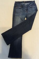 7 for All Manking Medium Wash Women's Jeans Size 26 Bootcut
