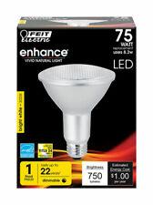 FEIT 83 watts PAR30 LED Bulb 750 lumens Bright White Floodlight 75 Watt