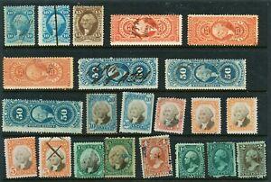 Revenue stamps lot 3..................161154