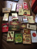 24 VINTAGE CIGAR PACKETS -