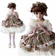 1/3 60cm BJD Doll Lovely Girl Dolls Makeup Child Kids Birthday Xmas Gift Toys
