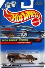 1998 Hot Wheels #747 Tech Tones Series #3 Speed Machine